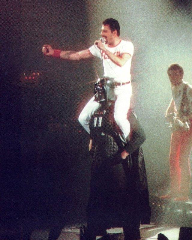 Майкл Джексон і Пол Маккартні миють посуд: ностальгійні фото улюблених зірок - фото 343733