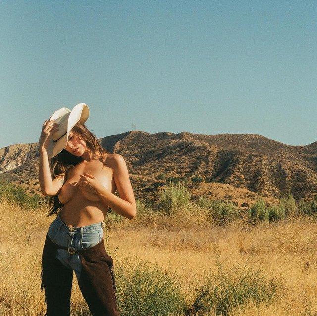 Дівчина тижня: гаряча Джессіка Бух, яка згодна майже на всі пікантні пропозиції (18+) - фото 344170