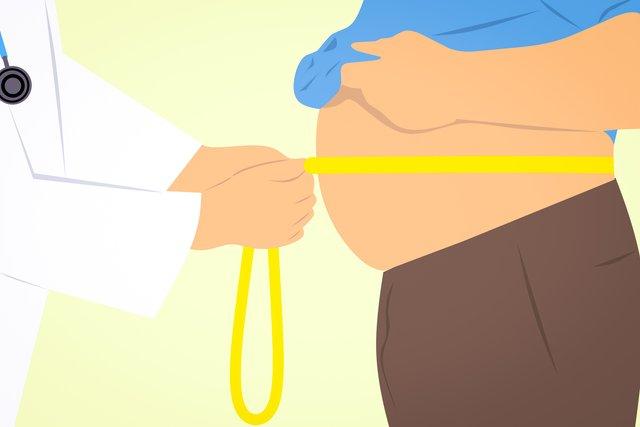 Зайва вага безпосередньо впливає на когнітивні здібності - фото 344307