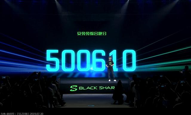 Це просто неймовірно: Black Shark 2 Pro набрав рекордну кількість балів в AnTuTu - фото 344645