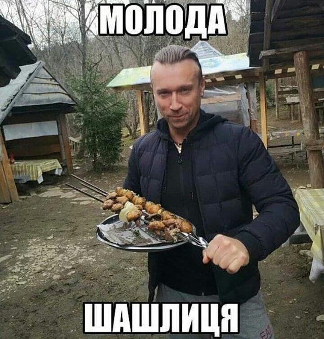 Олег Винник – повелитель вовчиць: найприкольніші меми з іменинником - фото 344660