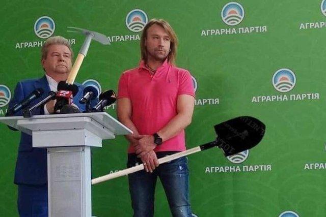Олег Винник – повелитель вовчиць: найприкольніші меми з іменинником - фото 344759
