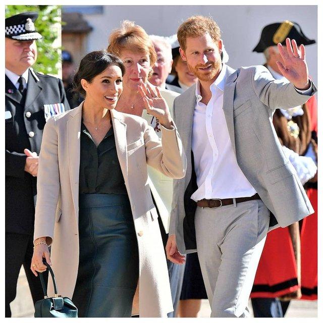 Цей піджак принц Гаррі носить, не знімаючи - фото 344929