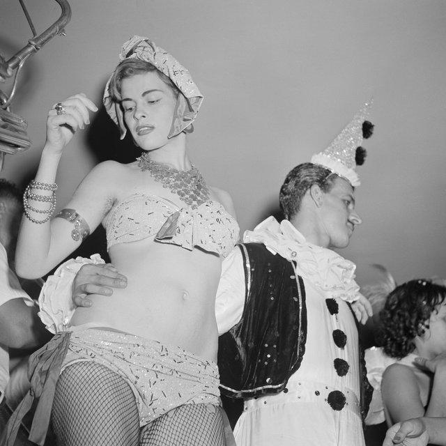 Як розважалися в Ріо-де-Жанейро в 50-х роках - фото 344943