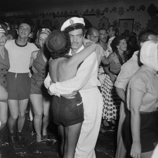 Як розважалися в Ріо-де-Жанейро в 50-х роках - фото 344944