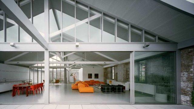 Старий склад у Сіднеї перетворили в сучасне житло: фото - фото 345004