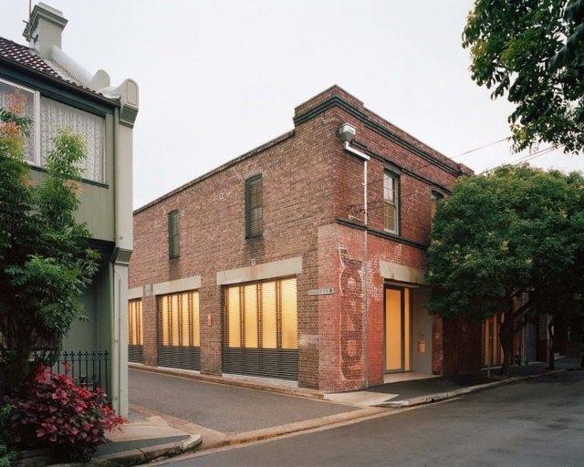 Старий склад у Сіднеї перетворили в сучасне житло: фото - фото 345009