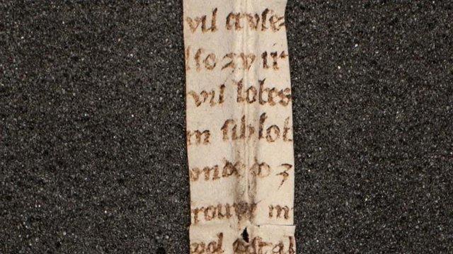 В австрійській бібліотеці знайшли фрагмент середньовічної поеми про вульву, яка говорить - фото 345093