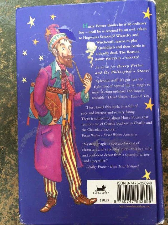 Рідкісну книжку про Гаррі Поттера продали за шалені гроші - фото 345134
