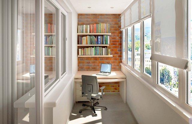 Прості способи зробити ваш балкон затишним - фото 345265