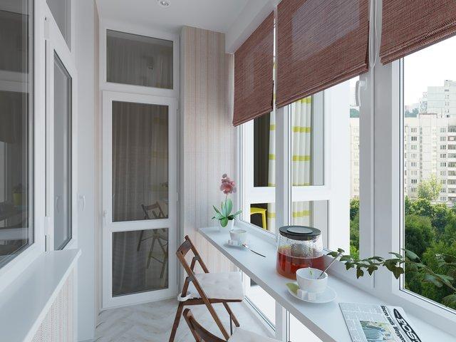 Прості способи зробити ваш балкон затишним - фото 345268
