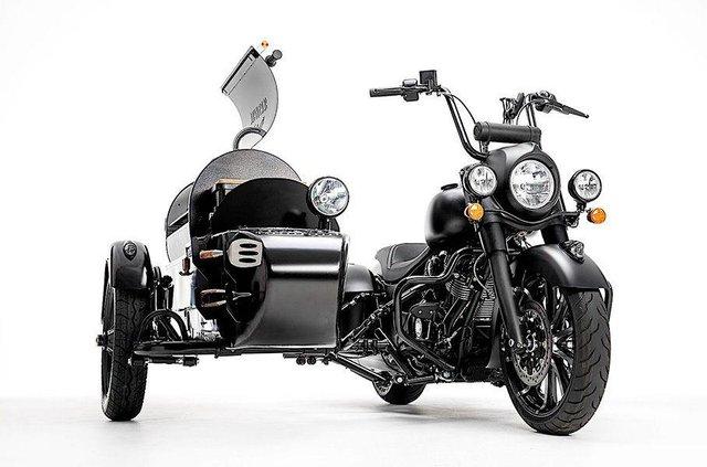 Умільці схрестили мотоцикл і гриль: ось що у них вийшло - фото 345328