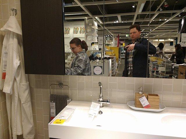 Болісно довгий похід у магазин очима чоловіка (смішні фото) - фото 345503
