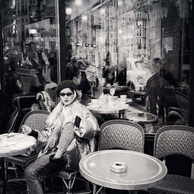 Чудові фото Парижа, зроблені на iPhone - фото 345529