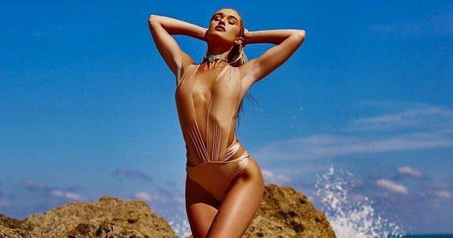 Дівчина тижня: пристрасна блондинка та сексуальна зірка Playboy Кіра Транструм (18+) - фото 345543