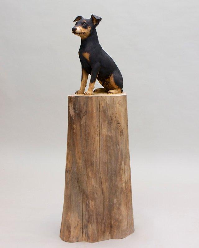 Іспанець вирізає з дерева реалістичних тварин: вражаючі фото - фото 345671