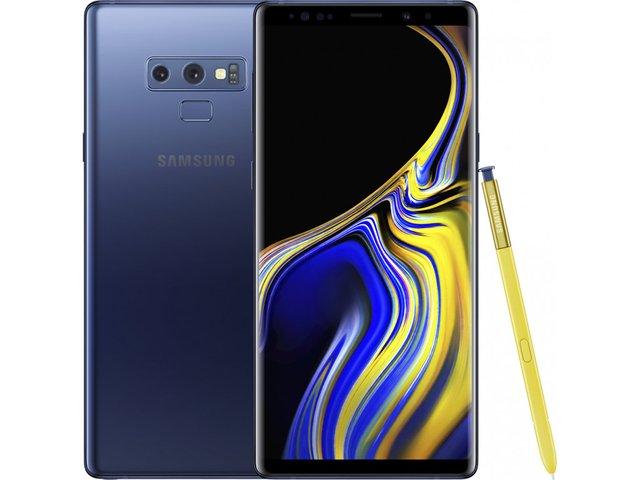 Samsung Galaxy Note9 досі можна вважати надзвичайно потужним смартфоном - фото 345772