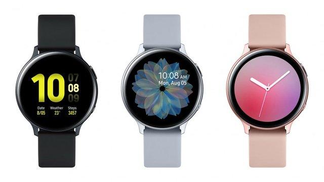 Samsung представила смарт-годинник Galaxy Watch Active 2: це щось неймовірне - фото 345811