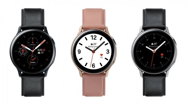 Samsung представила смарт-годинник Galaxy Watch Active 2: це щось неймовірне - фото 345812