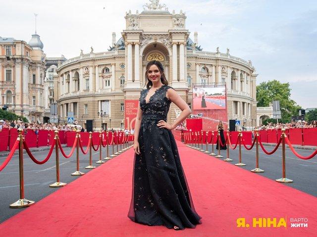 Яніна Соколова на ОМКФ - фото 345819