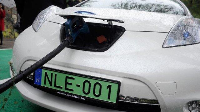 Зеленський підписав закон про зелені номери для електромобілів - фото 345956