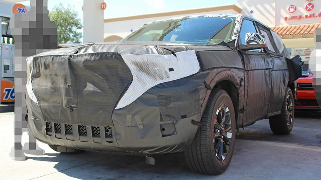 Тести Jeep Grand Cherokee  - фото 346040