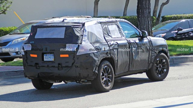 Тести Jeep Grand Cherokee  - фото 346042