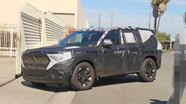 Тести Jeep Grand Cherokee  - фото 346043