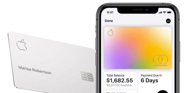 Apple Card - фото 346047