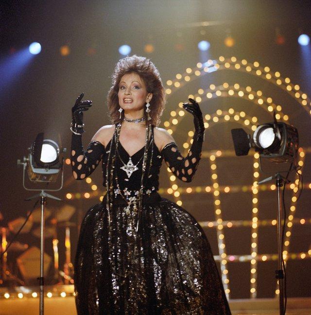 Софія Ротару в 80-х - фото 346068