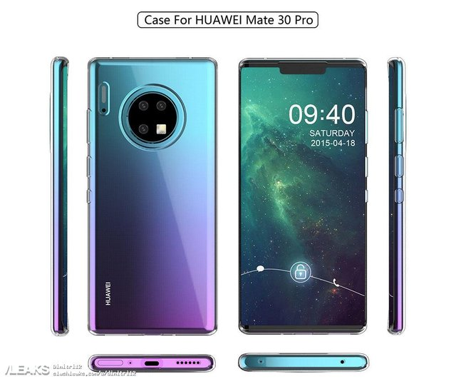 Huawei Mate 30 Pro - фото 346101