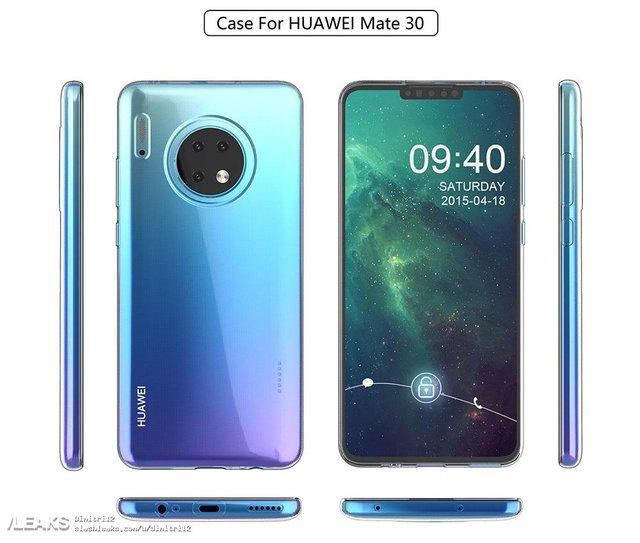 Huawei Mate 30 - фото 346102