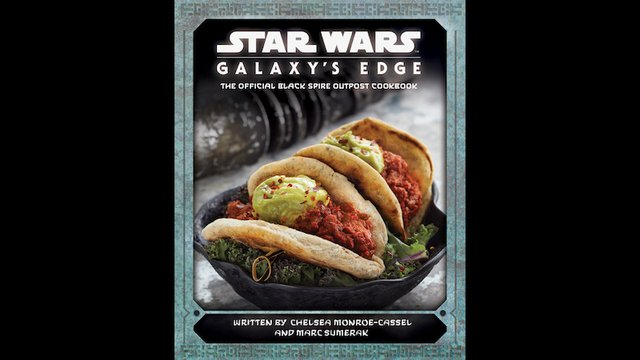 Disney випустить збірник рецептів страв з Зоряних війн - фото 346144