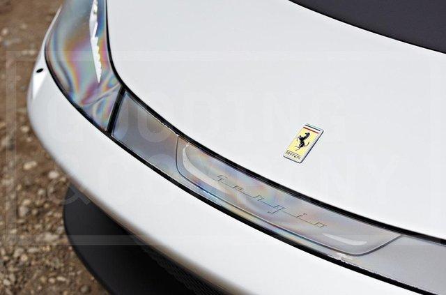 Надзвичайно рідкісний Ferrari Sergio пустять з молотка - фото 346229