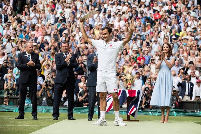 День народження Роджера Федерера - фото 346250