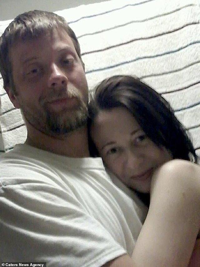 Подружжя шокувало мережу знімками до і після вживання наркотиків - фото 346400