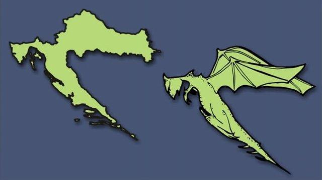Італія – чобіт, а Франція  – сова: блогер перемалював карту Європи - фото 346424