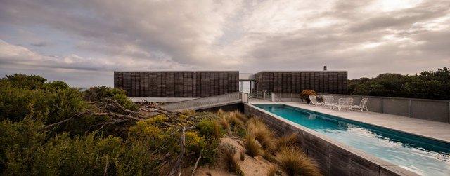 Як виглядає незвичайна пляжна вілла в Австралії - фото 346649