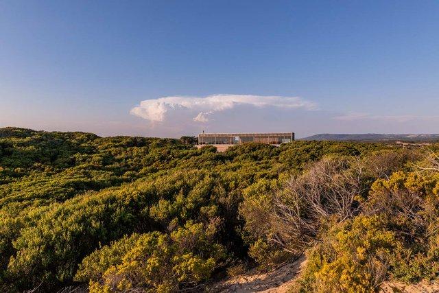 Як виглядає незвичайна пляжна вілла в Австралії - фото 346650
