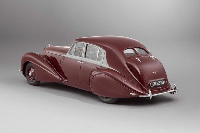 Bentley воскресила загублену модель гоночного авто - фото 346862