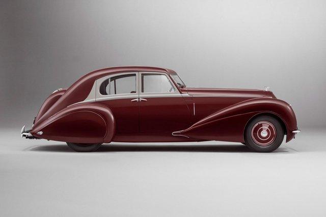 Bentley воскресила загублену модель гоночного авто - фото 346863