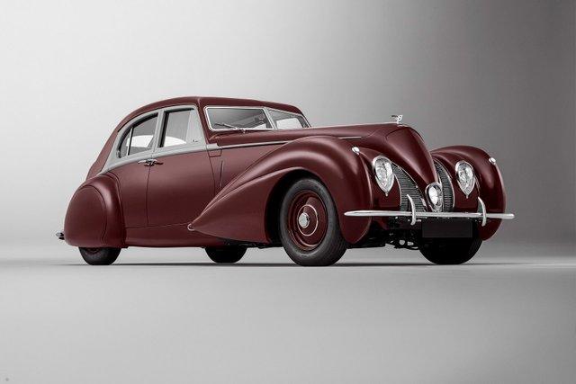 Bentley воскресила загублену модель гоночного авто - фото 346864