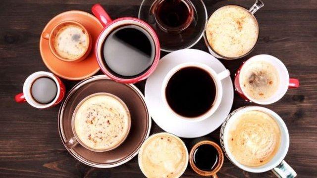 Зловживання кавою може викликати тривожність - фото 346872