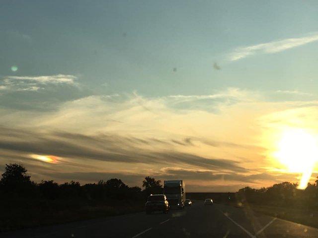 У Полтавській області сфотографували 'два' сонця - фото 347032