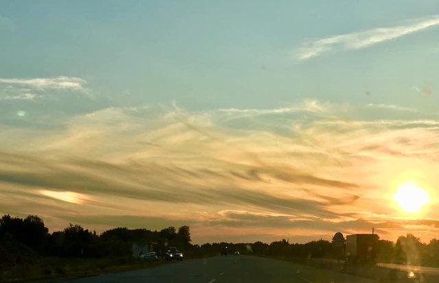У Полтавській області сфотографували 'два' сонця - фото 347035