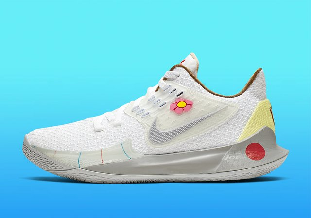 Nike випустила колекцію, присвячену мультфільму Губка Боб квадратні штани - фото 347069