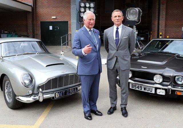 Принц Чарльз може знятися у 'бондіані' - фото 347159