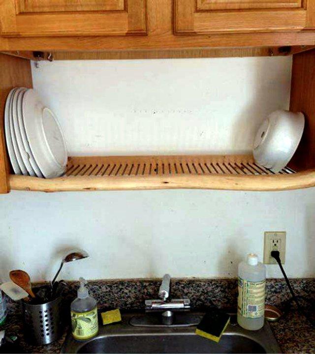 Як звільнити місце на кухні: практичні поради у фото - фото 347254