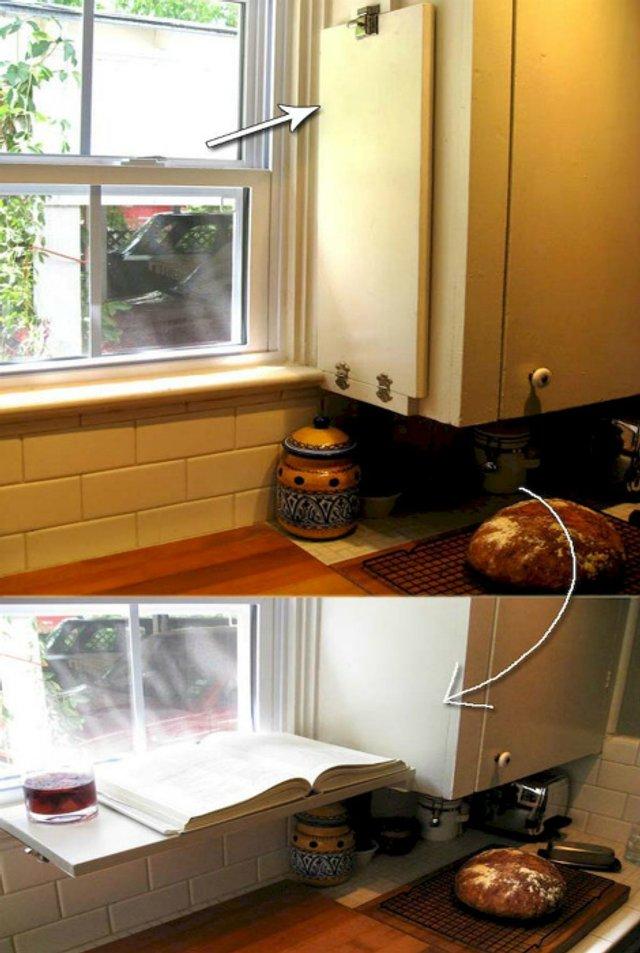 Як звільнити місце на кухні: практичні поради у фото - фото 347255