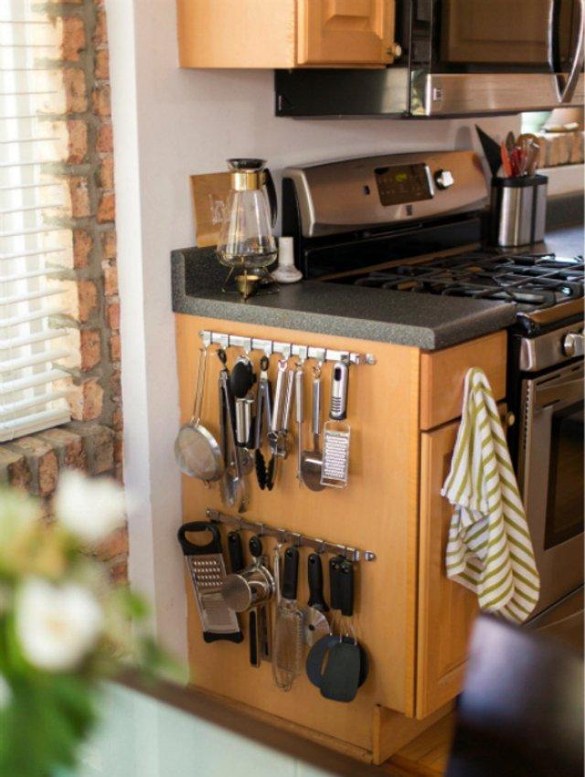 Як звільнити місце на кухні: практичні поради у фото - фото 347256